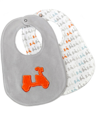 Scooter bib at Cool Mom Picks