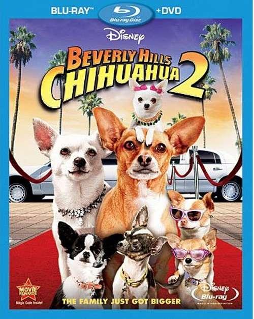Beverly Hills Chihuahua 2 (2011) Full Blu Ray 25 Gb DTS HDMA