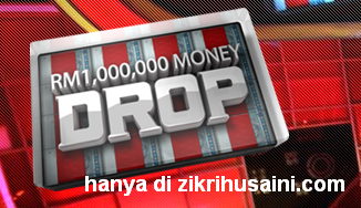 1 juta drop money , 1million drop money malaysia,