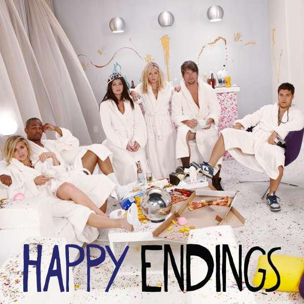 Happy Endings Season 01-02-03 DVDRip