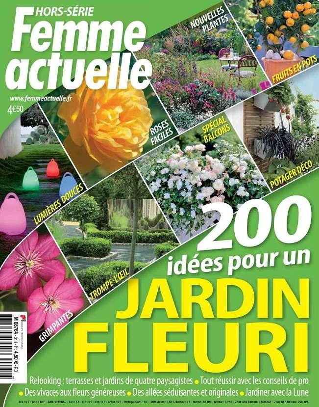 Femme Actuelle Hors Série Jardin N°54 2013