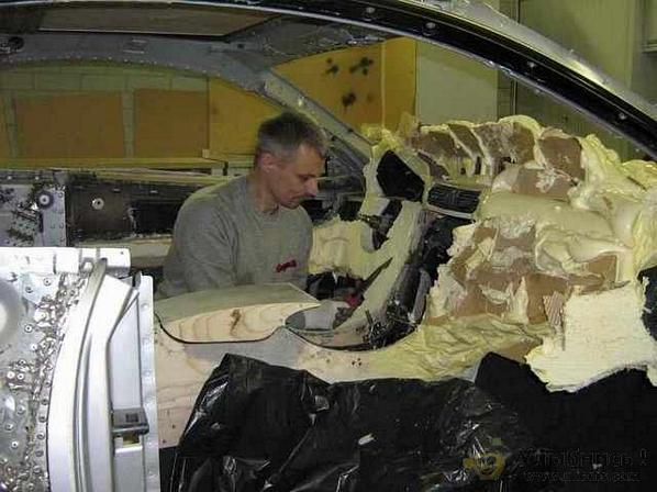 13491i - Como restaurar un coche viejo