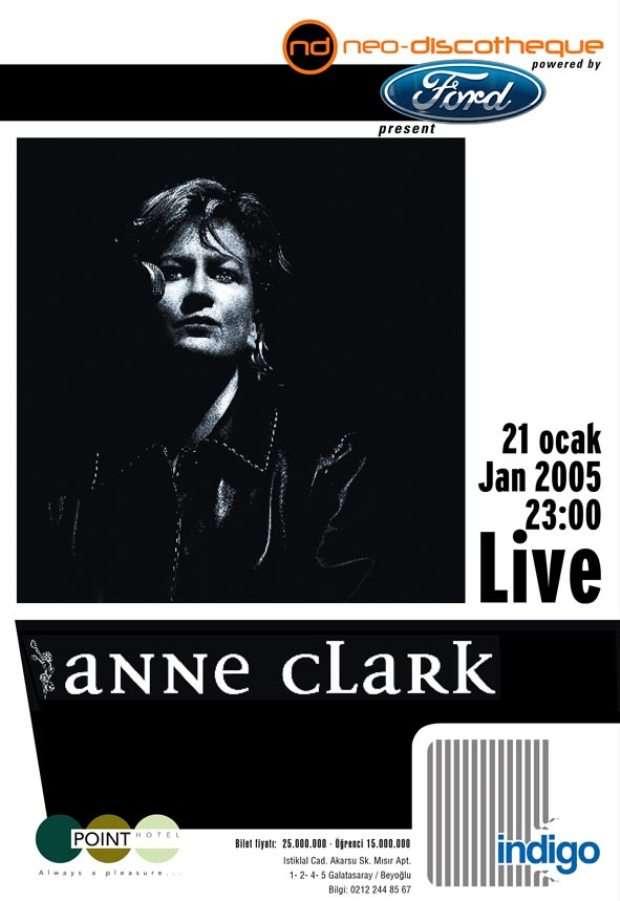NeoDiscotheque Anne Clark