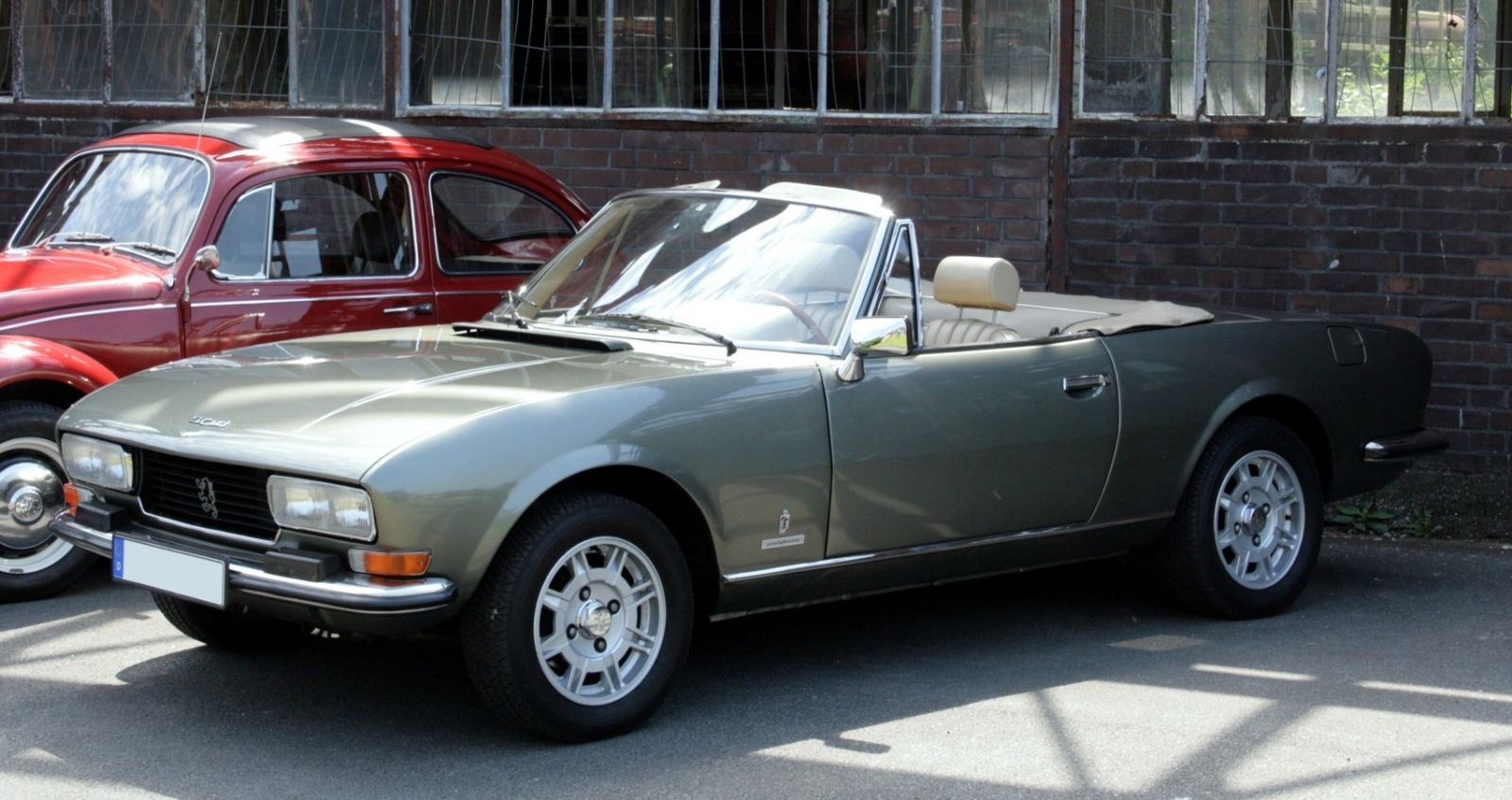 Peugeot 504 Cabriolet Only Cars And Cars