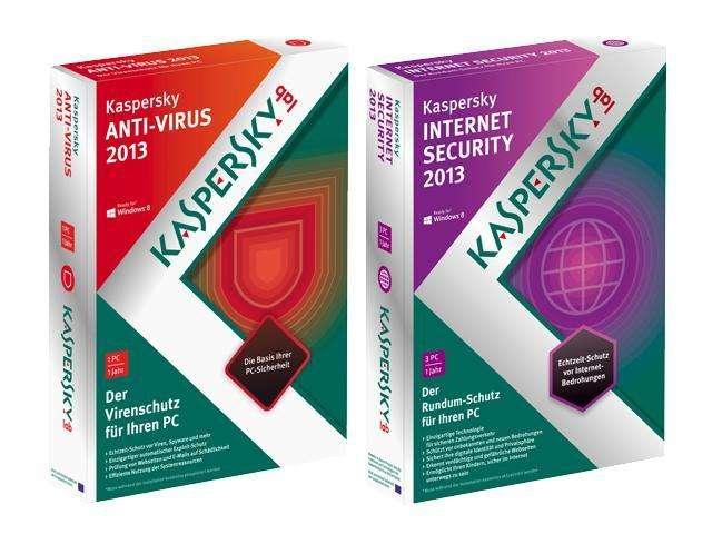Kaspersky Internet Security ve Kaspersky Anti-Virus 2013 v13.0.1.4190 Türkçe