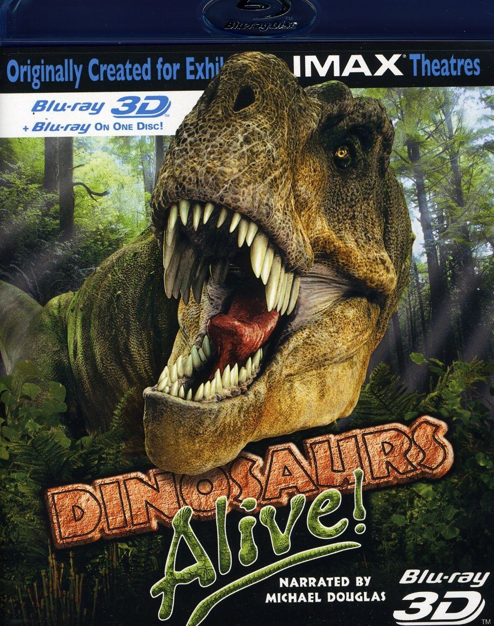 Dinosaurs Alive 3D - 1080P Eng