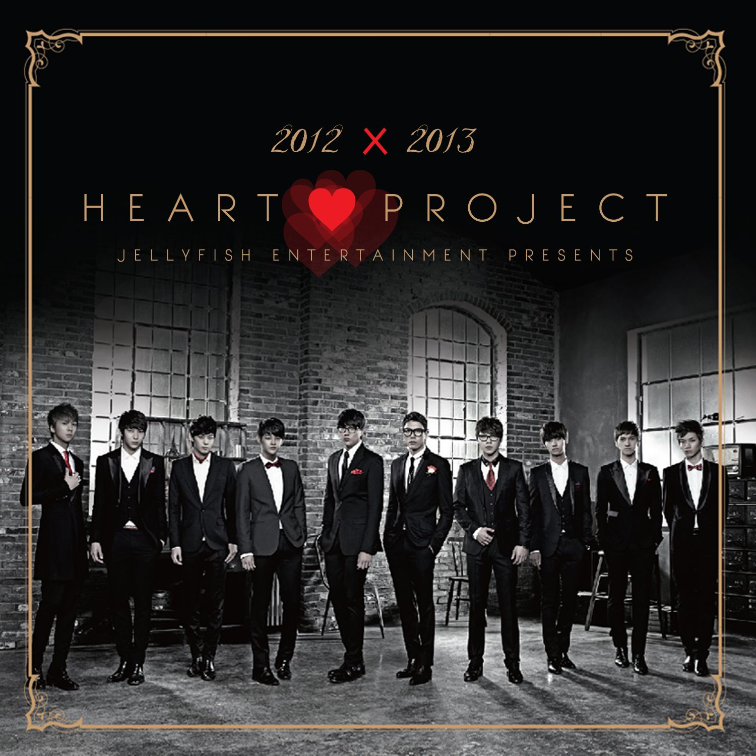 [Single] V.A - Jelly Christmas 2012 HEART PROJECT