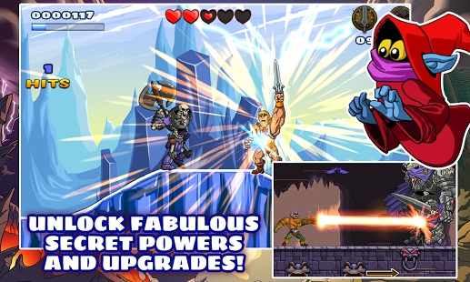 He-Man: The Most Powerful Game 1.0.0 Android Oyun